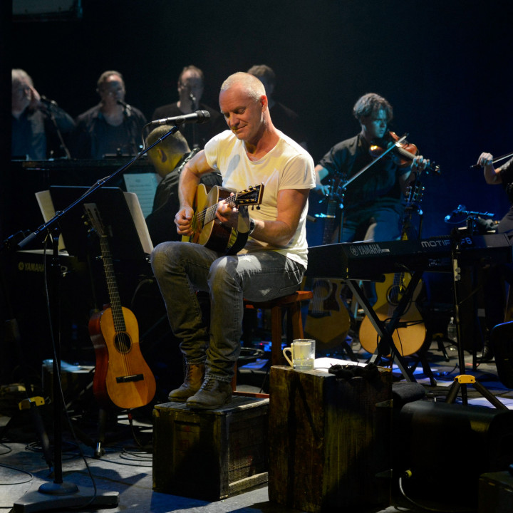 An Evening With Sting: The Last Ship NYC