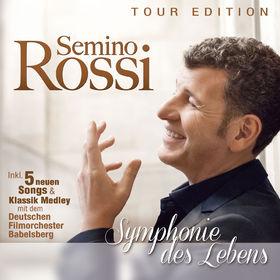 Semino Rossi, Symphonie des Lebens, 00602537558193