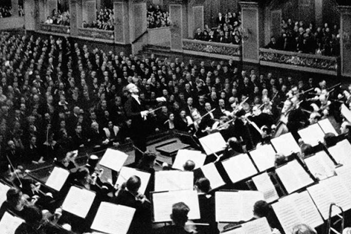 Furtwängler in der alten Philharmonie um 1940