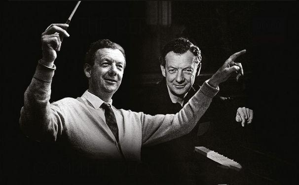 Benjamin Britten, Komponist, Pianist und Dirigent - Die Decca-Edition Benjamin Britten – The Performer