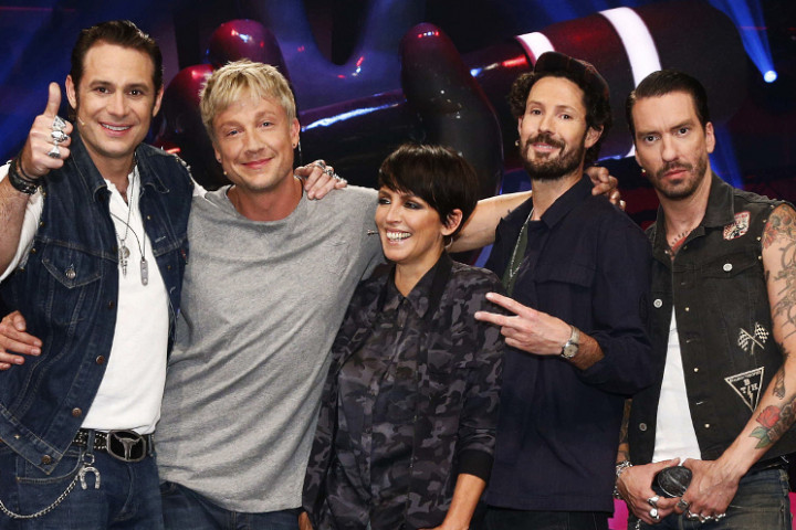 The Voice Of Germany Coaches 2013