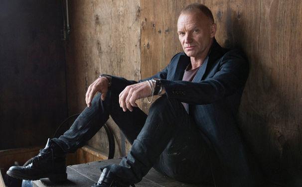 Sting, Hier zwei Tickets für den Sting-Auftritt bei Wetten Dass..? gewinnen