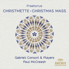 Paul McCreesh, Praetorius: Christmette, 00028947917571