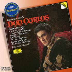 Plácido Domingo, Verdi: Don Carlos, 00028947919193