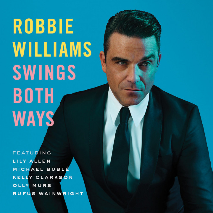 Swings Both Ways (Deluxe Edt.): Williams,Robbie