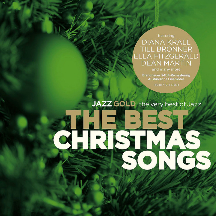 The Best Christmas Songs (Jazz Gold): Various Artists