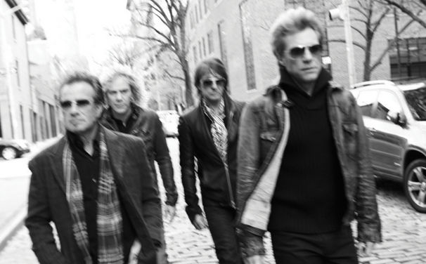 Bon Jovi, Now And Forever schon jetzt anhören: Bon Jovi veröffentlichen ihr Album New Jersey in neuer Version