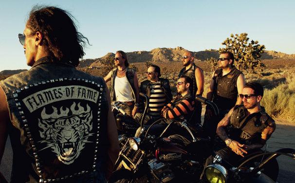 The BossHoss, Flames Of Fame: The BossHoss veröffentlichen am 11. Oktober neues Album