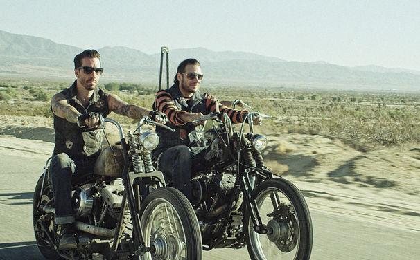 The BossHoss, Die Cowboys reiten durch das Land: The BossHoss gehen auf Tour