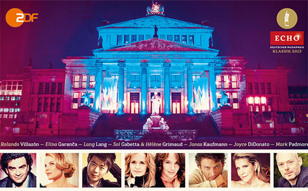 ECHO Klassik - Deutscher Musikpreis, Best of Klassik 2013- Die ECHO Klassik-Preisträger auf 3CDs