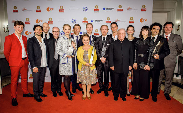 ECHO Klassik - Deutscher Musikpreis, ECHO Klassik feiert glamouröse Jubiläumsgala im Konzerthaus Berlin
