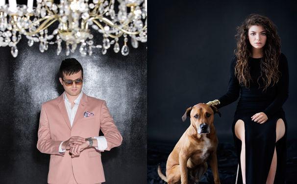 Lorde, VEVO Unexpected Covers: Seht die Mayer Hawthorne-Version von Lordes Royals