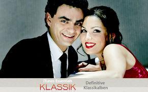 Rolando Villazón, iTunes Essentials: Klassik – Carlos Kleiber, Anna Netrebko und Rolando Villazón