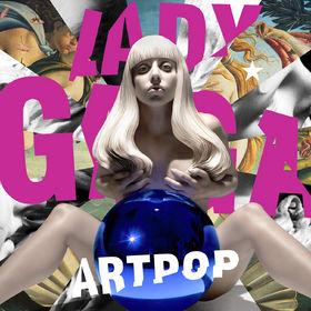 Lady Gaga, ARTPOP, 00602537543045