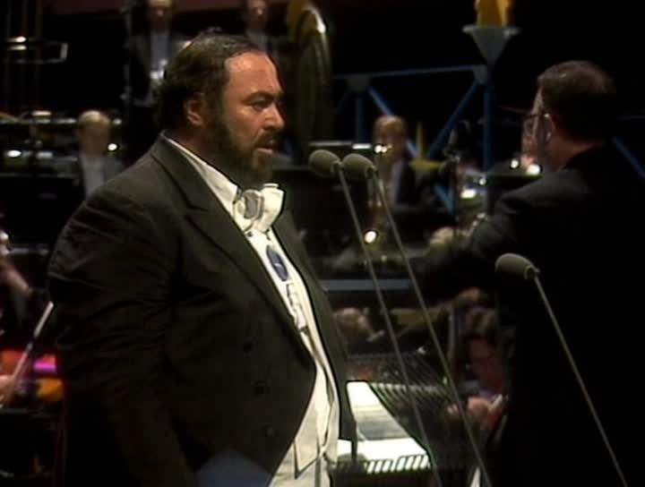 Nessun Dorma - Luciano Pavarotti: Live in Hyde Park