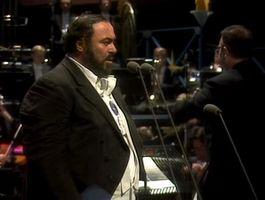 Luciano Pavarotti, Nessun Dorma - Luciano Pavarotti: Live in Hyde Park