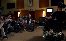 Pearl Jam, Guest Interview (Steve Gleason)