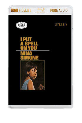Nina Simone, I Put A Spell On You, 00602537356621