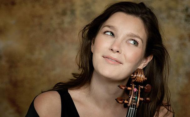 Janine Jansen, Kammermusik von ihrer elegantesten Saite: Janine Jansen spielt Bach-Violinkonzerte