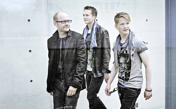 Dieter Falk, Bach & Beyond mit Falk & Sons