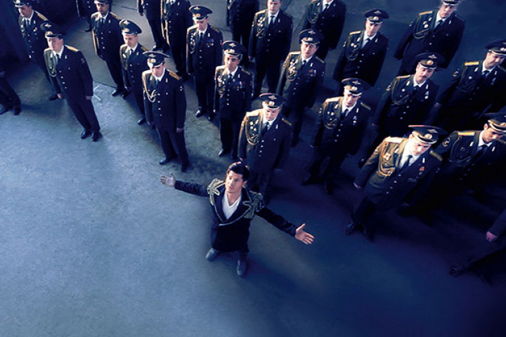 Vincent Niclo & The Red Army Choir