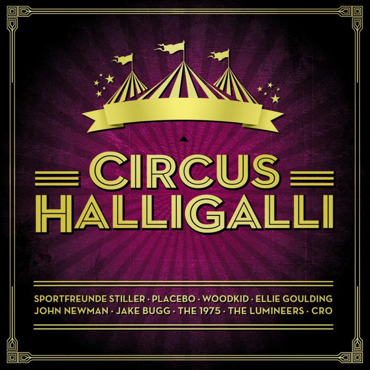 Circus HalliGalli - UMG Cover