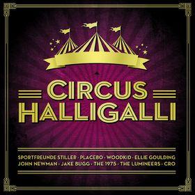 Circus HalliGalli, Circus HalliGalli, 00600753456033