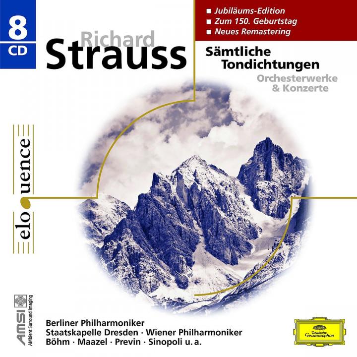 Richard Strauss: Sämtliche Tondichtungen