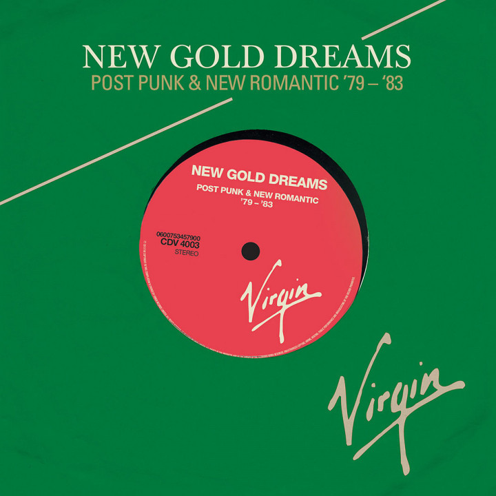 New Gold Dreams (1979-1983): Various Artists