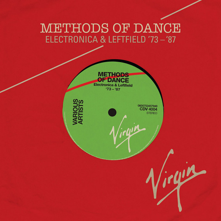 Methods Of Dance (1973-1986): Various Artists