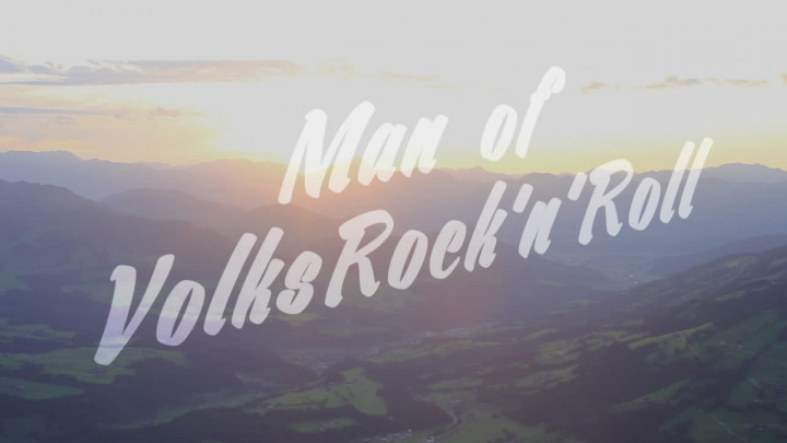 Man Of VolksRock 'n' Roll - Lyricvideo