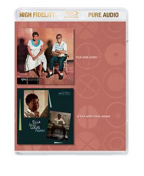 Verve Classics, Ella & Louis / Ella And Louis Again, 00602537349807