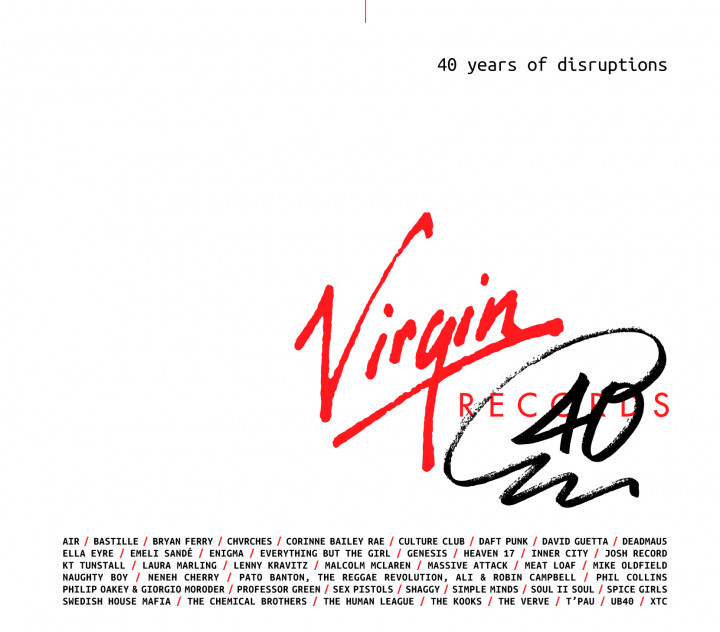 Virgin: 40 Years of Disruptions