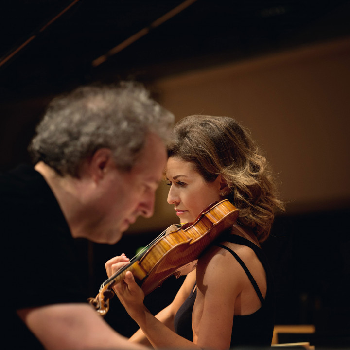 Manfred Honeck, Anne-Sophie Mutter