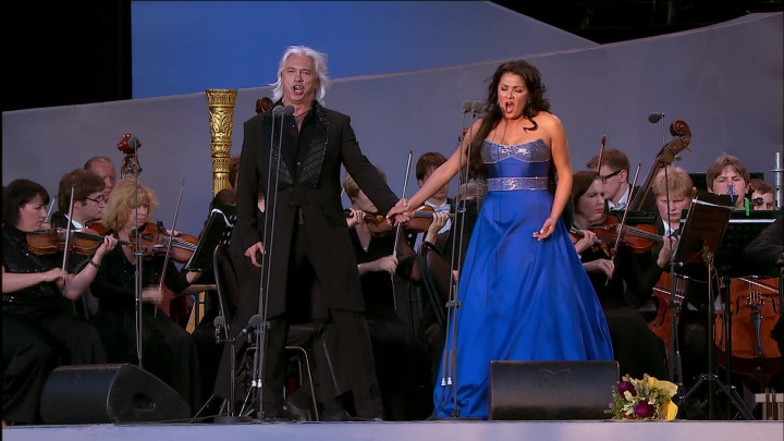 Live From Red Square (Ausschnitt: Il trovatore)