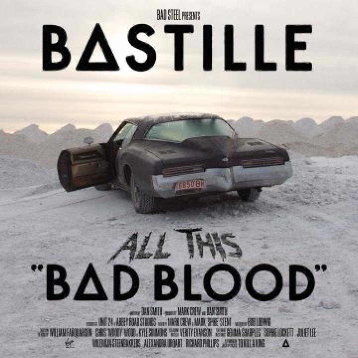 Bastille: Deluxe Cover