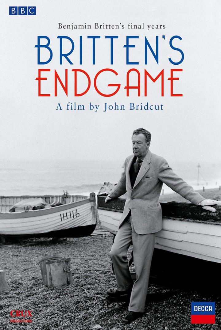 Britten's Endgame: Bridcut,John
