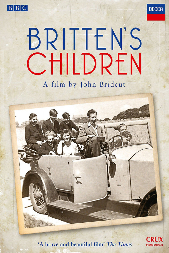 Britten's Children: Bridcut,John