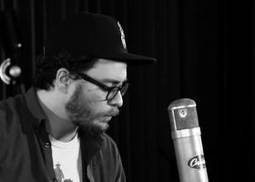Amos Lee, Chill In The Air (1 Mic 1 Take)