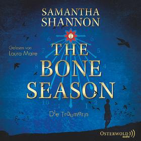Samantha Shannon, The Bone Season - Die Träumerin, 09783869520599