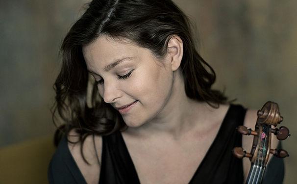 Janine Jansen, Janine Jansen auf Bach-Tour in Deutschland und Österreich