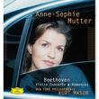 Anne-Sophie Mutter, Beethoven: Violin Concerto; Romances, 00028947910633