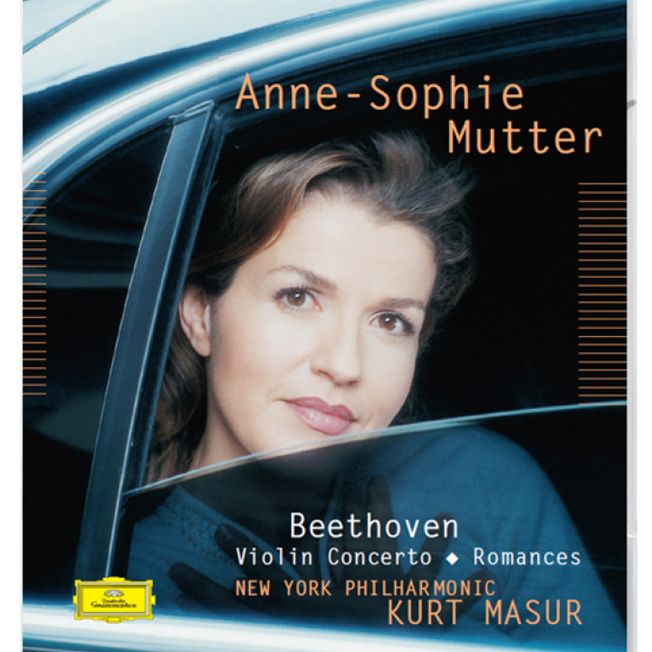 Pure Audio Anne-Sophie Mutter