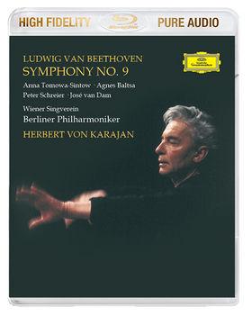 Die Berliner Philharmoniker, Ludwig van Beethoven: Symphony No.9, 00028947910831