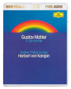 Die Berliner Philharmoniker, Mahler: Symphony No.5, 00028947910534