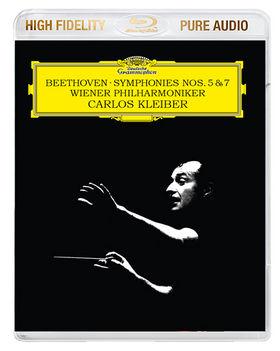Carlos Kleiber, Beethoven: Symphonies Nos.5 & 7, 00028947911067