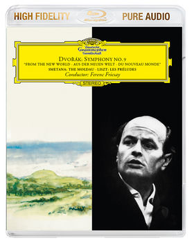 Die Berliner Philharmoniker, Dvorák: Symphony No.9 / Smetana: The Moldau / Liszt: Les Préludes, 00028947910824