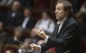 Riccardo Chailly, Brahms-Cultus im Live-Videostream