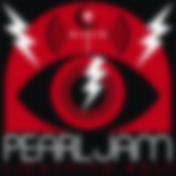 Pearl Jam Cover groß