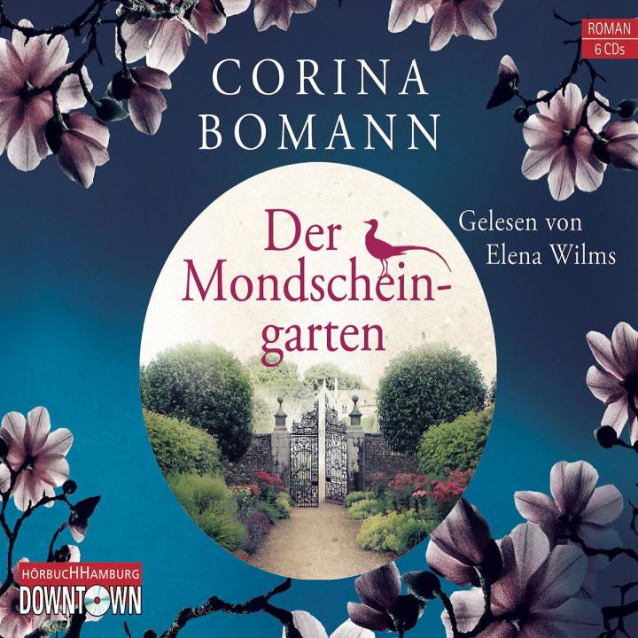 Corina Bomann: Der Mondscheingarten: Wilms, Elena